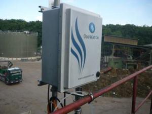 enose biosolids composting