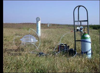 odorant gaz sensors
